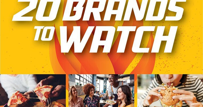 FastCasual Reveals 20 Brands Watch